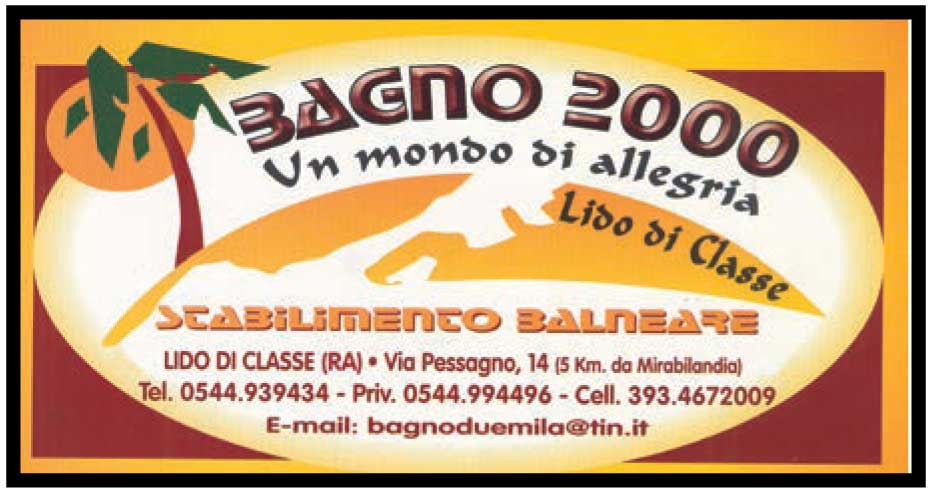 Bagno 2000